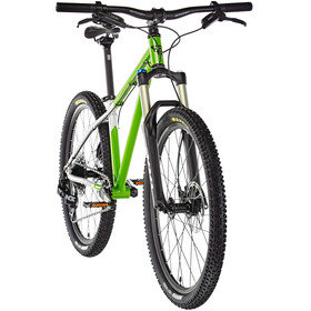 "Early Rider Hellion Trail MTB Hardtail 24"" Dzieci, brushed aluminum/lime"